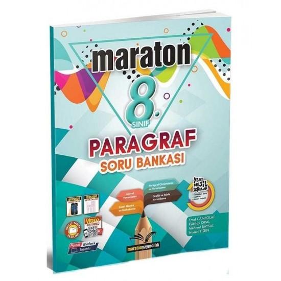 Maraton Yayınları 8. Sınıf LGS Paragraf Soru Bankası