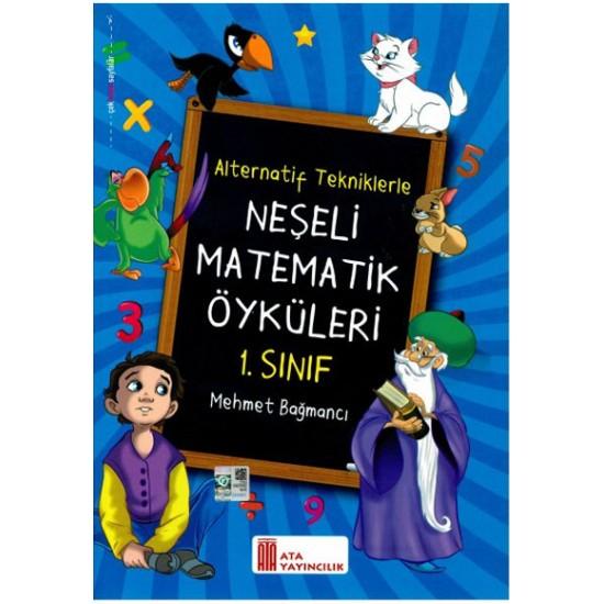Ata Yayıncılık 1. Sınıf Neşeli Matematik Öyküleri