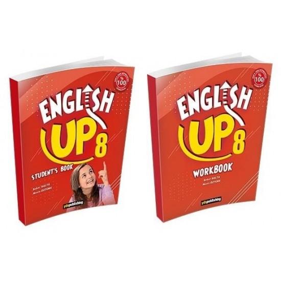 YDS Publishing English Up 8.Sınıf Paket (SB+WB)