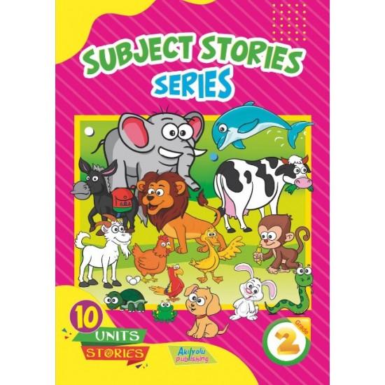 Akıl Yolu Publishing Subject Stories Series (10 Kitap) 2.sınıf