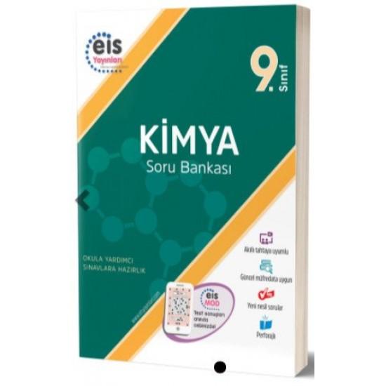 EİS Yayınları 9.Sınıf Kimya Soru Bankası EİS Yayınları