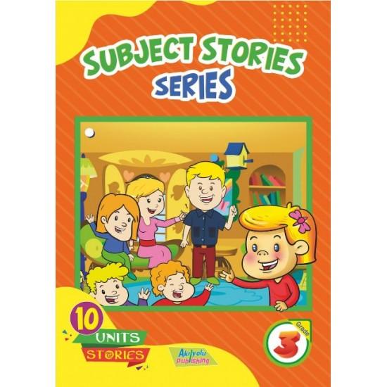 akıl yolu publishing Subject Stories Series (10 Kitap) 3.sınıf