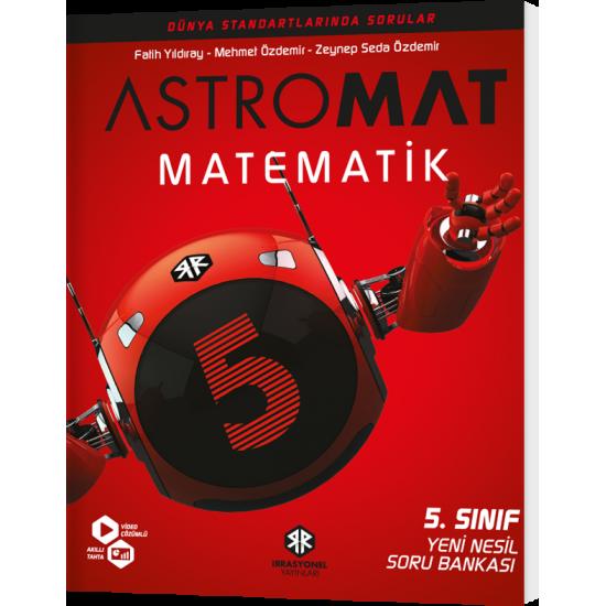 İrrasyonel Yayınları AAstromat 5. Sınıf Yeni Nesil Matematik Soru Bankası
