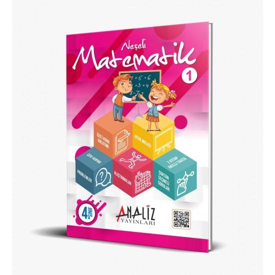 Analiz Yayınları 4. Sınıf Neşeli Kazandıran Eğitim Seti 6 Kitap