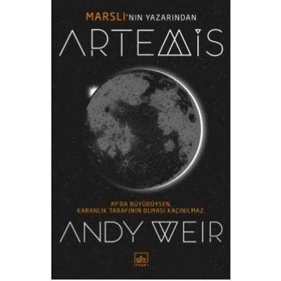 Artemis-ANDY WEIR