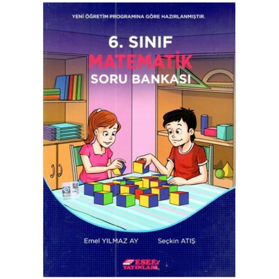 Esen Yayınları 6. Sınıf Matematik Soru Bankası Yeni