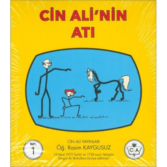 Cin Ali Serisi 10 Kitap Takım
