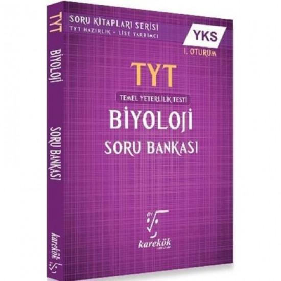 Karekök TYT Biyoloji Soru Bankası Yeni