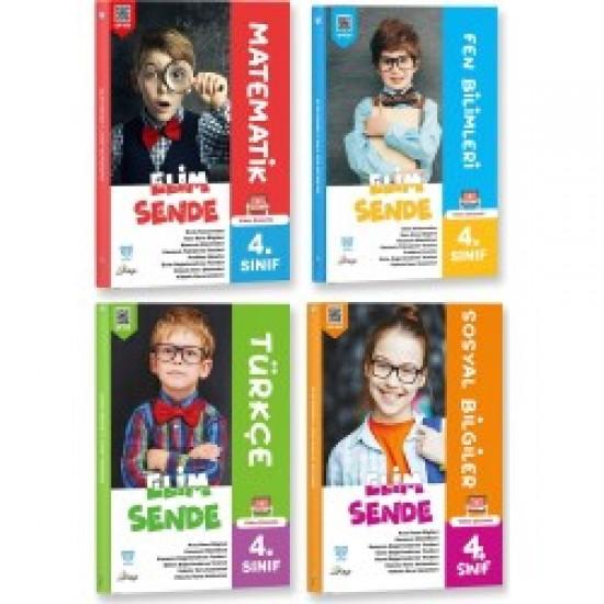 Gendaş Yayınları 4. Sınıf Elim Sende Eğitim Seti