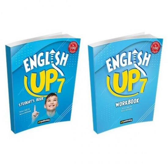 YDS Publishing English Up 7.Sınıf Paket (SB+WB)