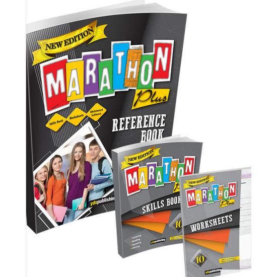 yds Marathon Plus 10 Reference Book Set