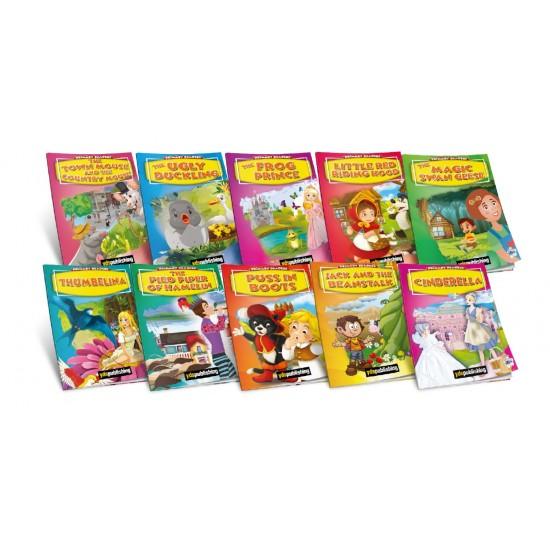 Yds Primary Reader Series A1+ 10 lu