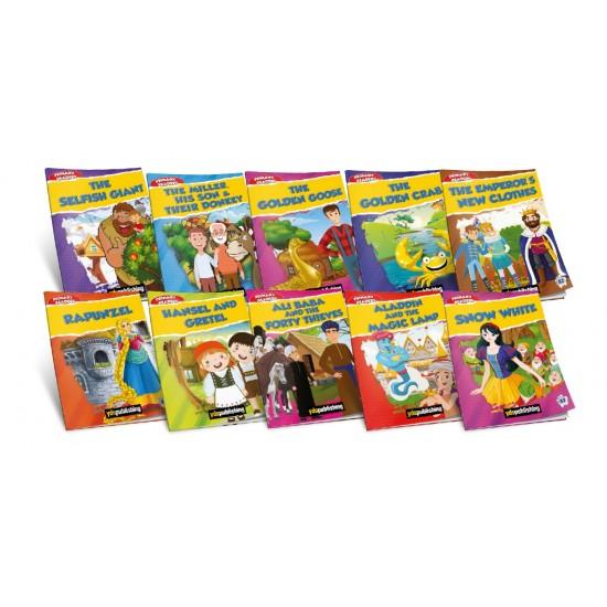 Yds Primary Reader Series A2 10 lu
