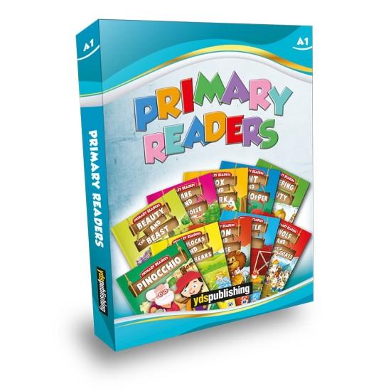 Yds Primary Reader Series A1 10 lu
