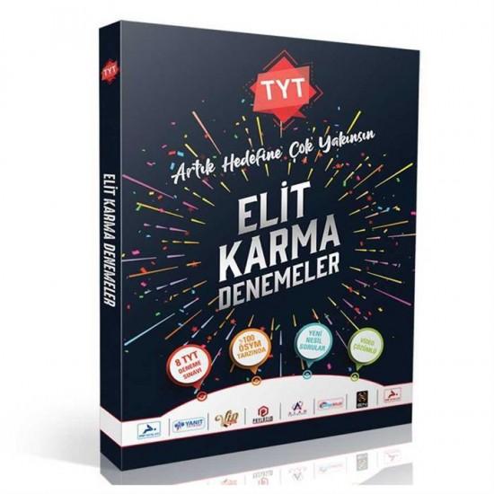 Paraf Yayınları TYT Elit Karma 8 Fasikül Denemeler