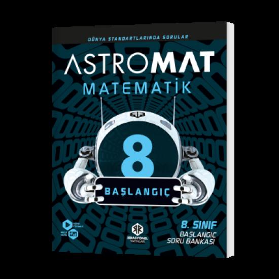 İrrasyonel Yayınları Astromat 8. Sınıf Matematik Başlangıç Soru Bankası