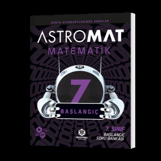 İrrasyonel Yayınları Astromat 7. Sınıf Matematik Başlangıç Soru Bankası