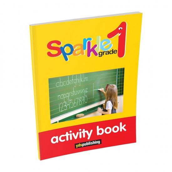 Sparkle 1 Student's Book-Activity Book