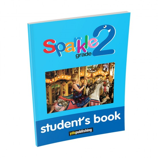 Sparkle 2 Student's Book-Activity Book