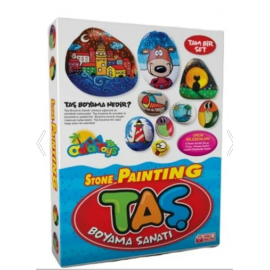 Ada Toys Tas Boyama Sanati