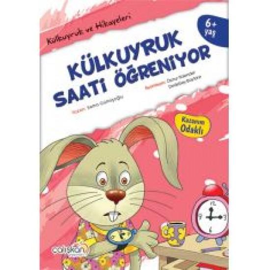 Külkuyruk ve Hikayeleri Seti 10 Kitap Sema Gümüşoğlu Çalışkan Yayınları