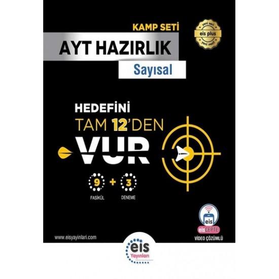 EİS Yayınları AYT KAMP KİTABI 9 FASİKÜL + 3 AYT DENEMESİ SAYISAL