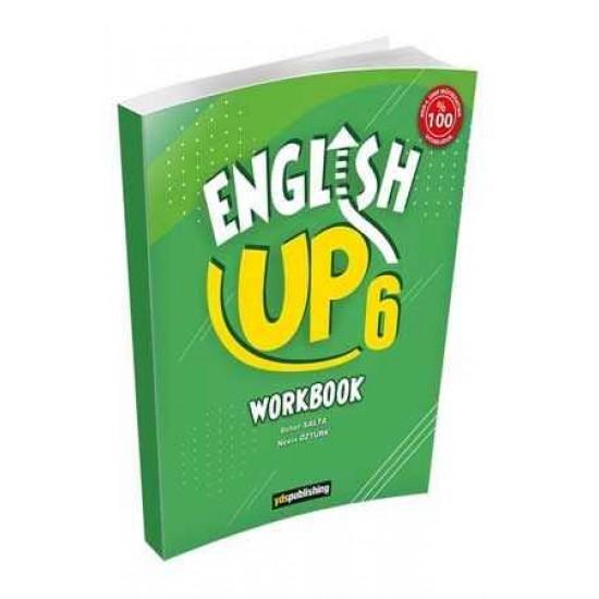 YDS Publishing English Up 6.Sınıf Workbook YDS Publishing Yayınları