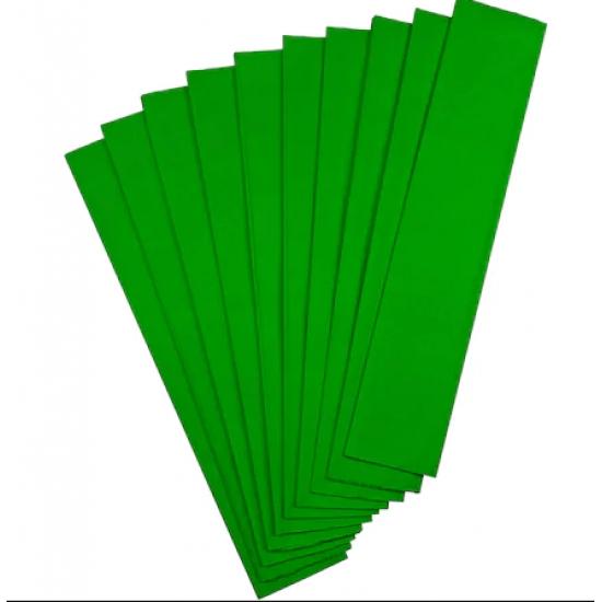 Krapon Kağıdı 50X200 cm Yeşil Rulo 1 Adet